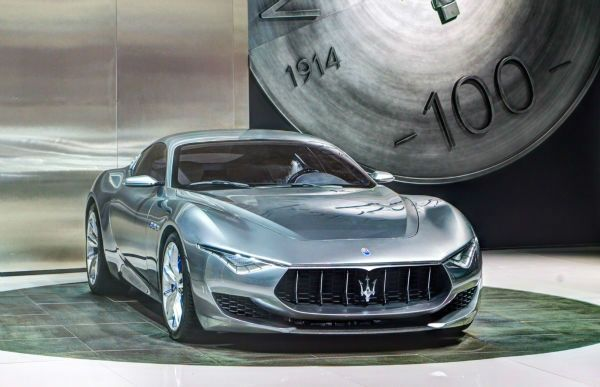 Maserati Granturismo 2020 Maserati Maserati Granturismo
