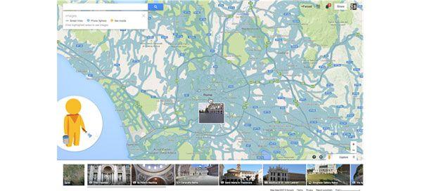 Google Maps ganha novas funcionalidades