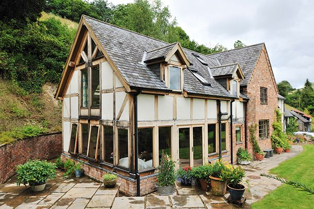 arboreta historic extension | house extension | Pinterest ...