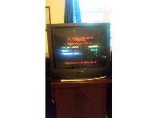 televisión Panasonic 27 $40 Puerto Rico