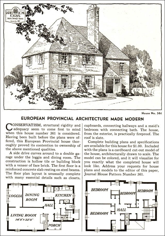 images about Vintage House Plans on Pinterest   Bungalows       images about Vintage House Plans on Pinterest   Bungalows  Ladies     Home Journal and Craftsman Bungalows