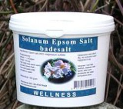 Epsom Salt Solanum - 1,5 kilo