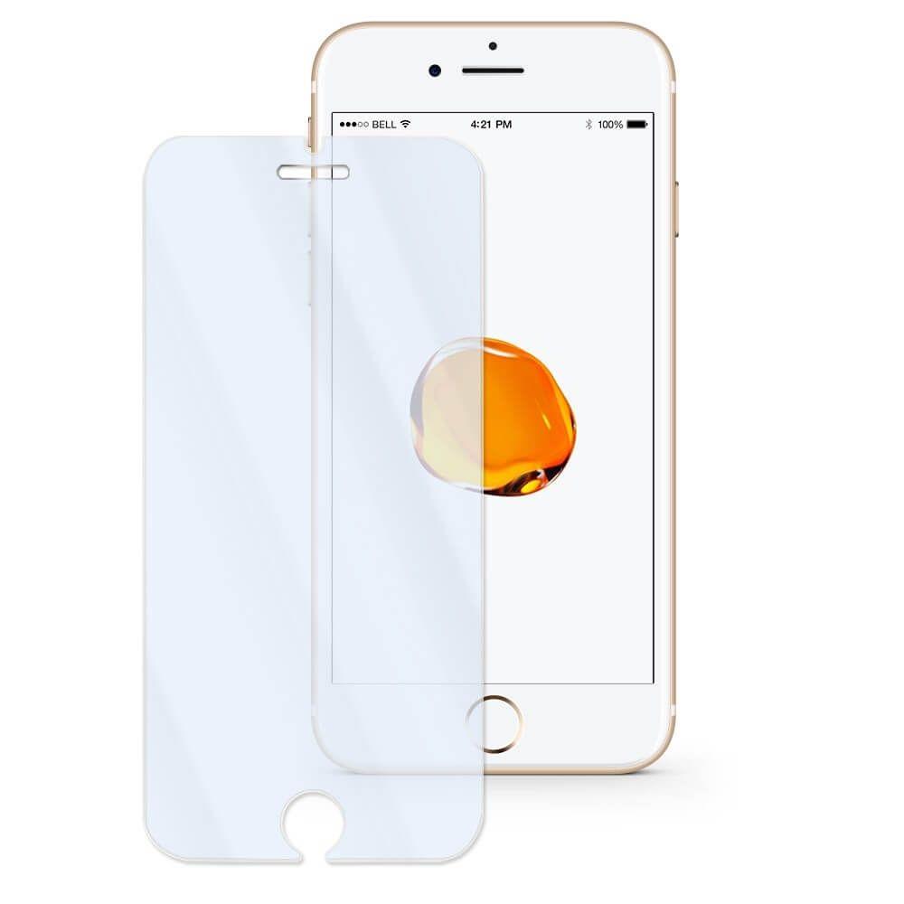 Panzerglas Display Schutz Folie für Apple iPhone 7 Plus