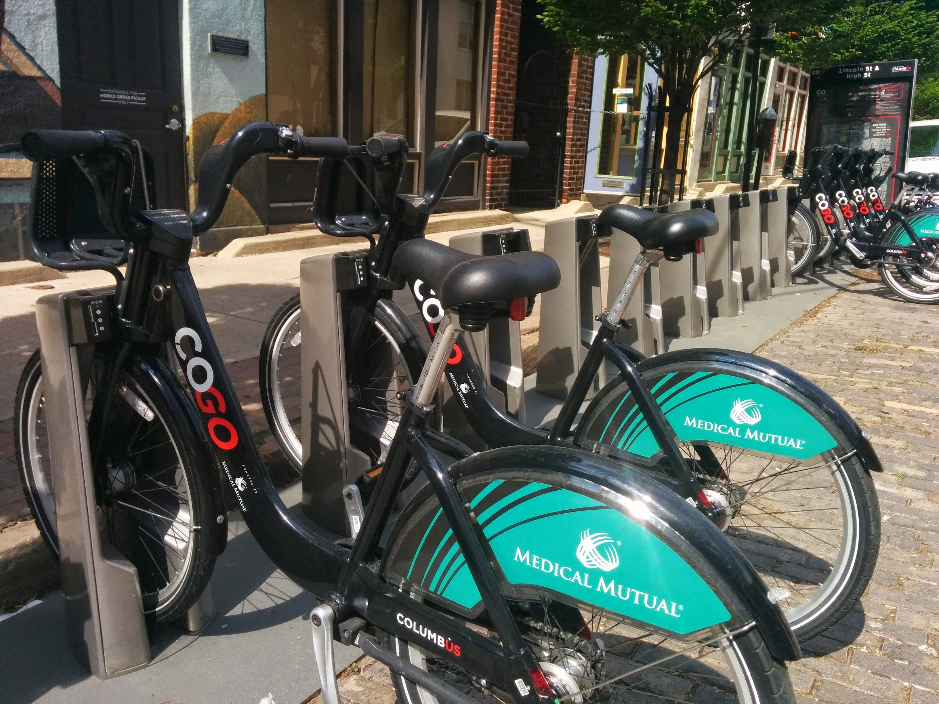 Cogo to offer bikesharing stations near ohio state campus