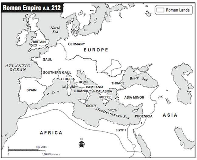 Pin By Emalea Nall On Beginners With Images Roman Empire Map