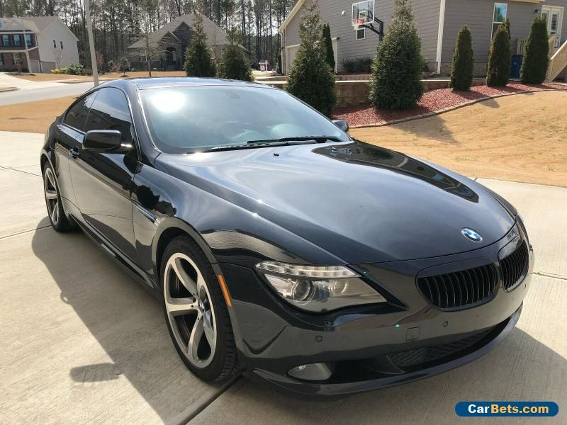 Car For Sale 2008 Bmw 6 Series 650i With Images Bmw 650i Bmw