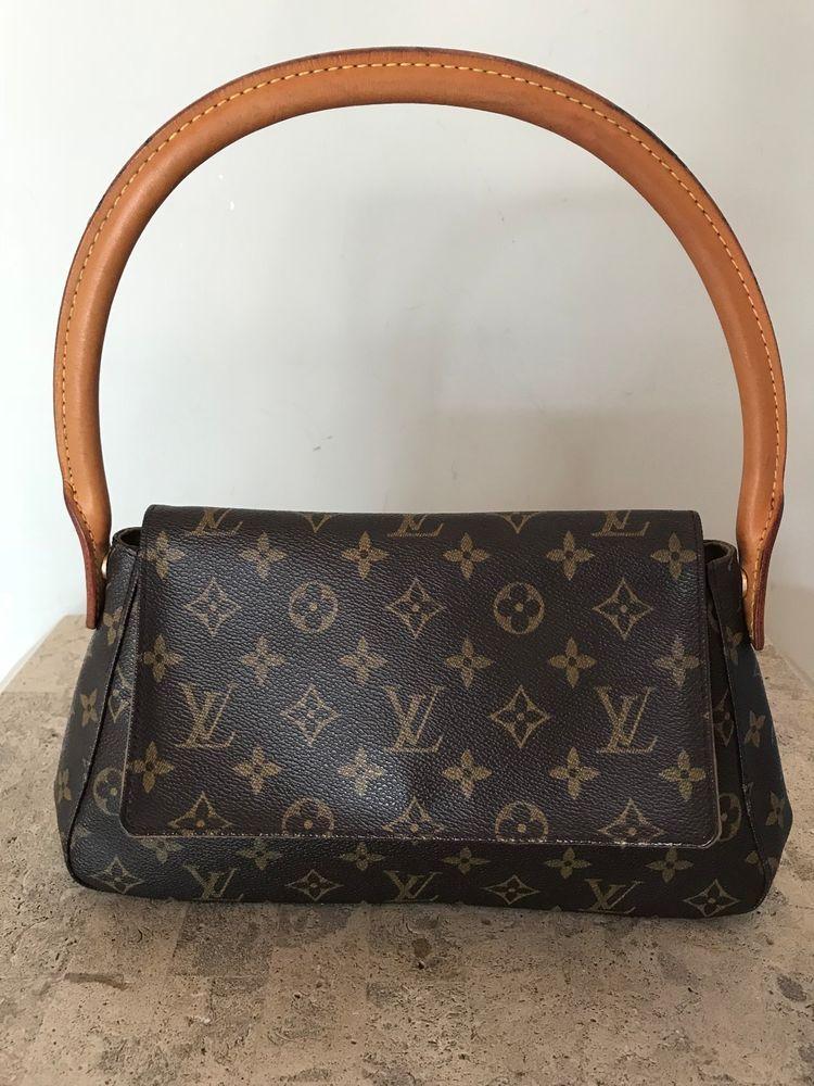 e319b6f4898f Louis Vuitton Vintage Monogram Purse - Brown  fashion  clothing  shoes   accessories  womensbagshandbags (ebay link)