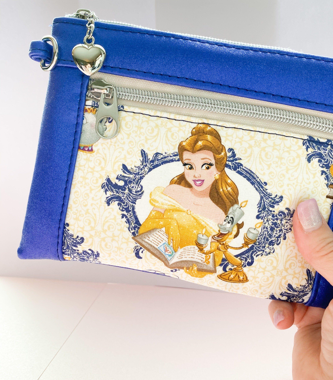 Prinzessin Belle Sparkly Blue Devon Beutel