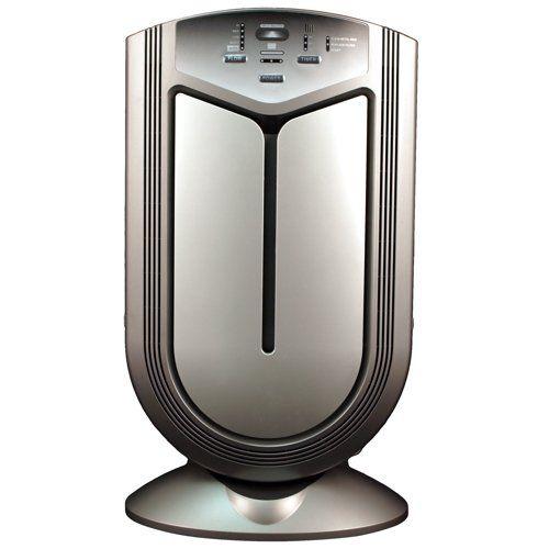 Advanced Pure Air Air Shield Air Purifier Auto Detect Dust Smoke Odors And Auto Adjust Air Quality Prevents Allergies Fr Air Purifier Pure Air Purifier