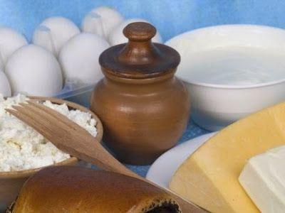 alimentos que producen mucosidad en el cuerpo