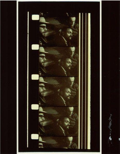 Anthologyfilmarchives Frank O Hara Leroi Jones Allen Ginsberg