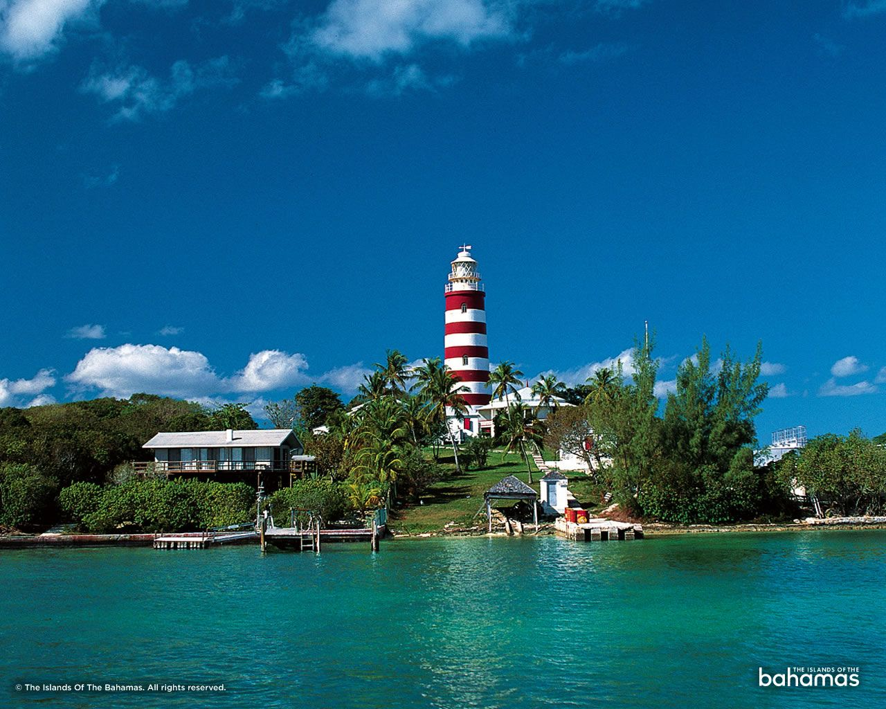 Lighthouse Elbow Cay Places To Travel Tourist Spots Lighthouse