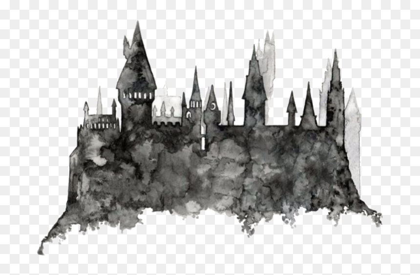 Download Hogwarts Mystery Hogwarts School Of Witchcraft And Hogwarts Castle Silhouette Hogwarts Castle Silhouette Hogwarts Silhouette Harry Potter Painting