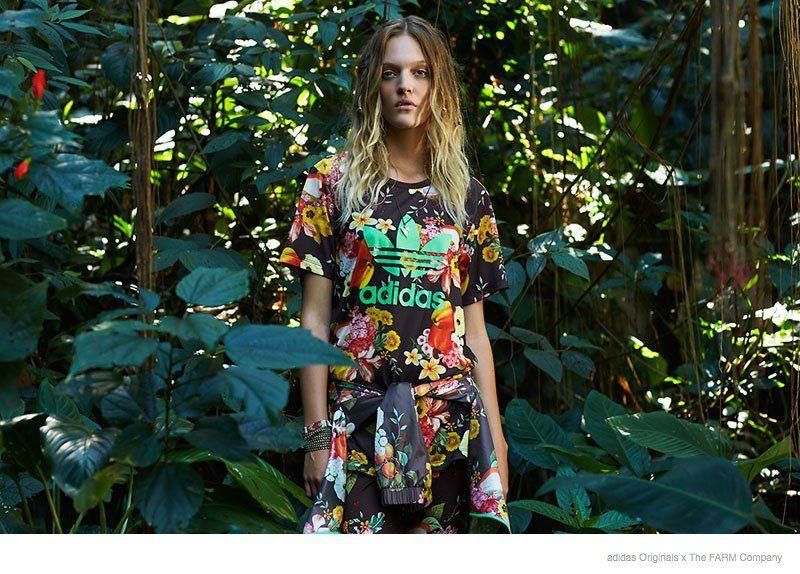 adidas Originals & The Farm Company Brazil Collaborate for