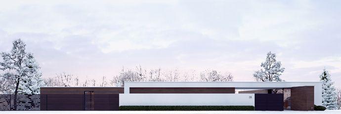 Minimalist Holiday House By Line Architects Moldova Archifan Blog