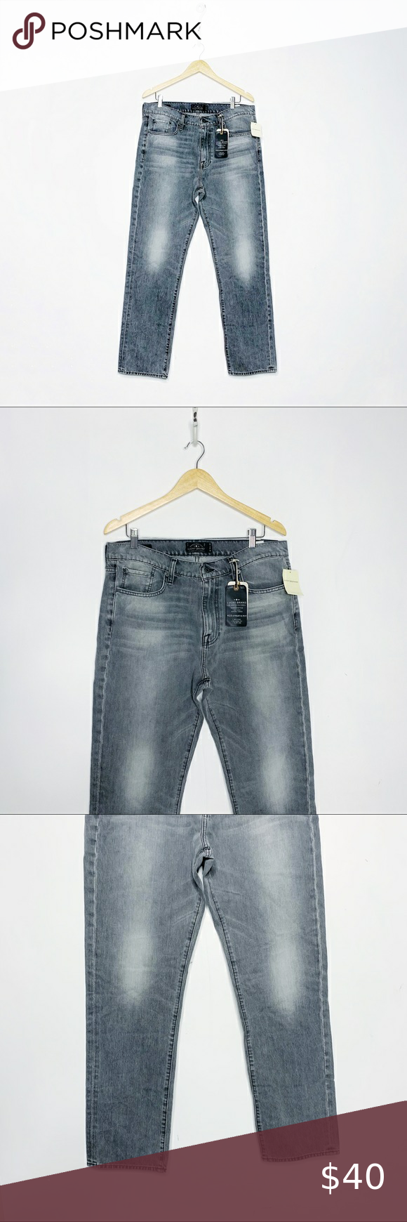 Lucky Brand 410 Athletic Fit Jean in Estero Bluff
