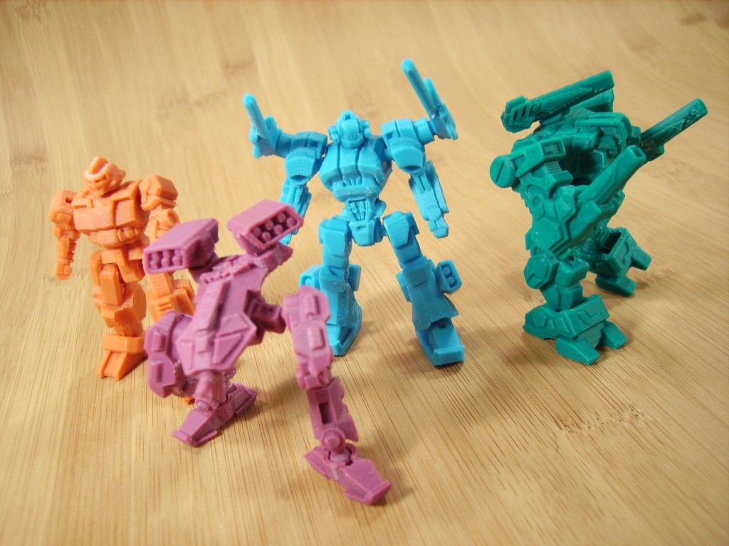 Cool 3d Printed Toys