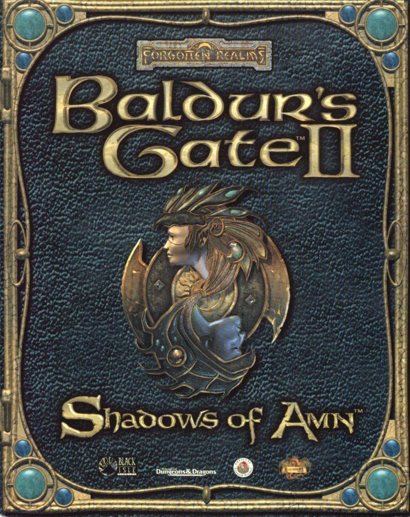 Baldur S Gate Ii Shadows Of Amn Bioware 2000 Videojuegos