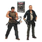 "Walking Dead TV Series 4 ""Merle and Daryl Dixon"" Action Figure 2 #dixonbrothers #MerleandDarylDixon"