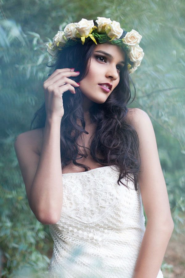 Boda Bella: Gypsy Bride: Editorial de En Route Photography