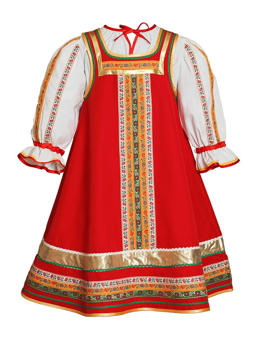 картинки русский народный костюм