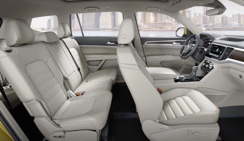 2018 Volkswagen Atlas 7 Seater Volkswagen Audi Q7 Car
