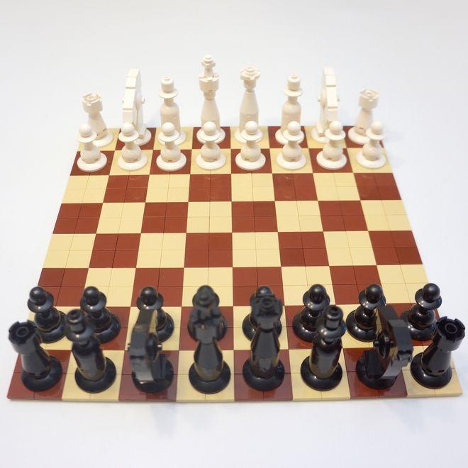 LEGO Ideas - Classic Chess
