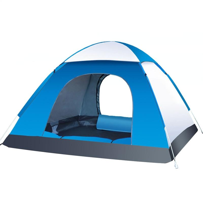 3 4 Person Automatic Folding Tents Family Tents Beach Tent