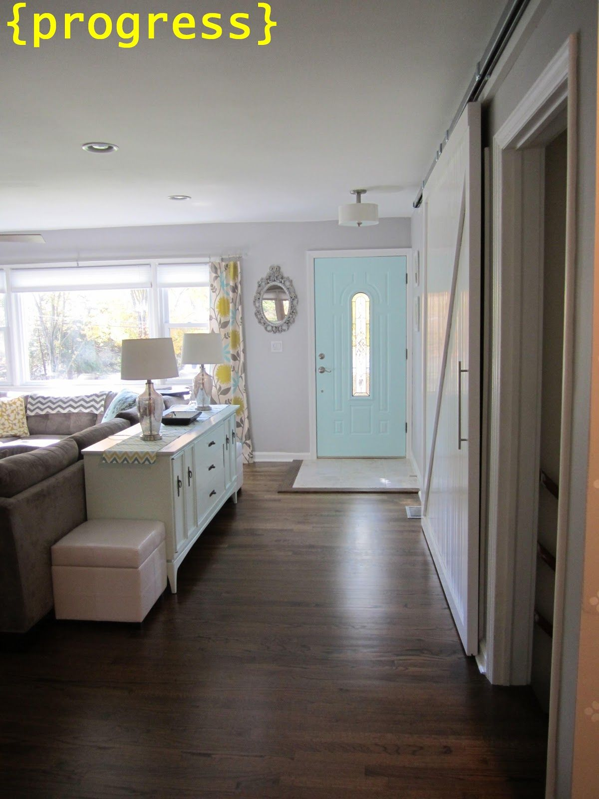 Retro Ranch Reno The Start Of A House Tour Remodeling Ideas Pinterest House Tours And Ranch