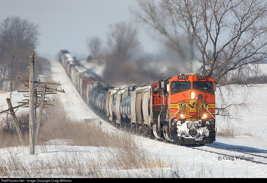 RailPictures Net Photo: BNSF 5721 BNSF Railway GE AC4400CW