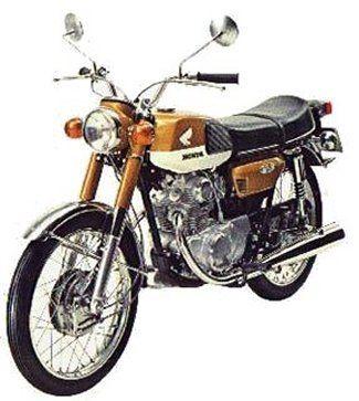 my 1st bike honda cb 125 ss twin 1972 vintage bikes pinterest honda honda motorcycles. Black Bedroom Furniture Sets. Home Design Ideas