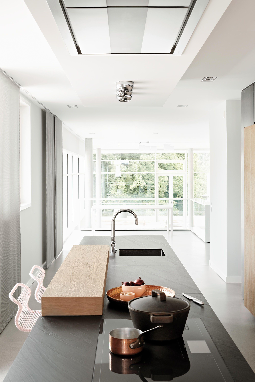Penthaus Bonn von eggersmann | Kücheninseln | Kitchen | Pinterest ...