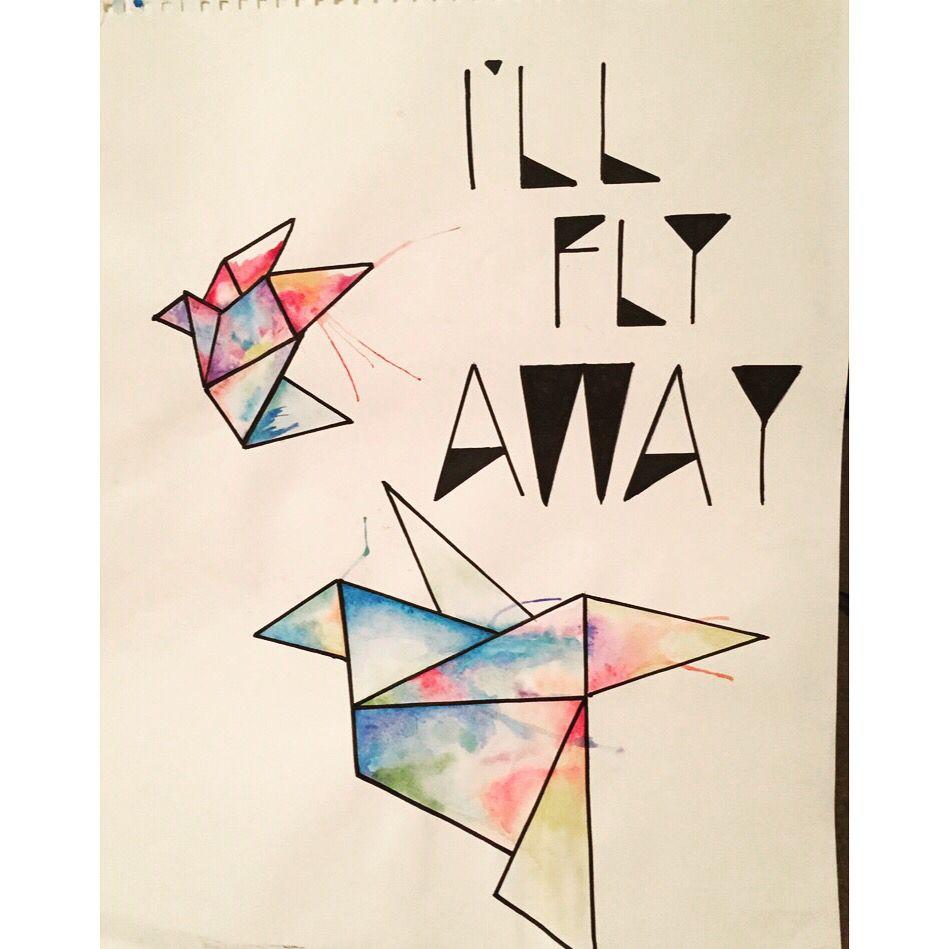 Origami - Shelby Riethmayer