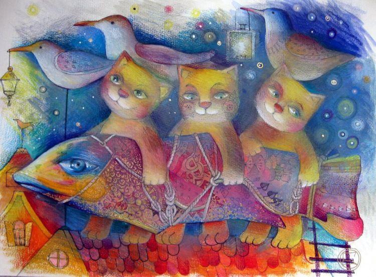 Gallery.ru / Фото #8 - Оксана Заика. - gulgal2705