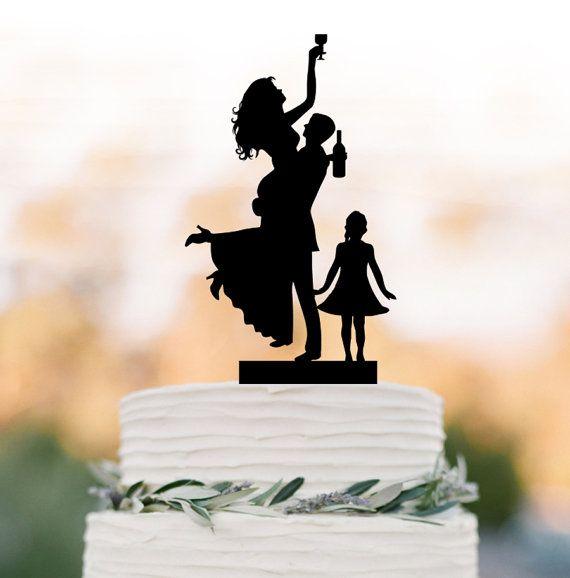 Wedding Cake Decor Panosundaki Pin