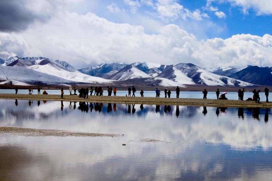 Los 5 Lagos más bellos de #China, belleza natural en estado puro: http://bit.ly/1kAmLmp   ¡No te lo puedes perder!  www.maimaiwenhua.com  #CulturaChina #Asia #Tibet