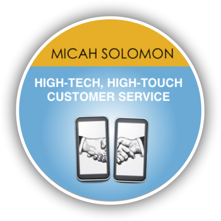 High Tech, High Touch Customer Service (With images
