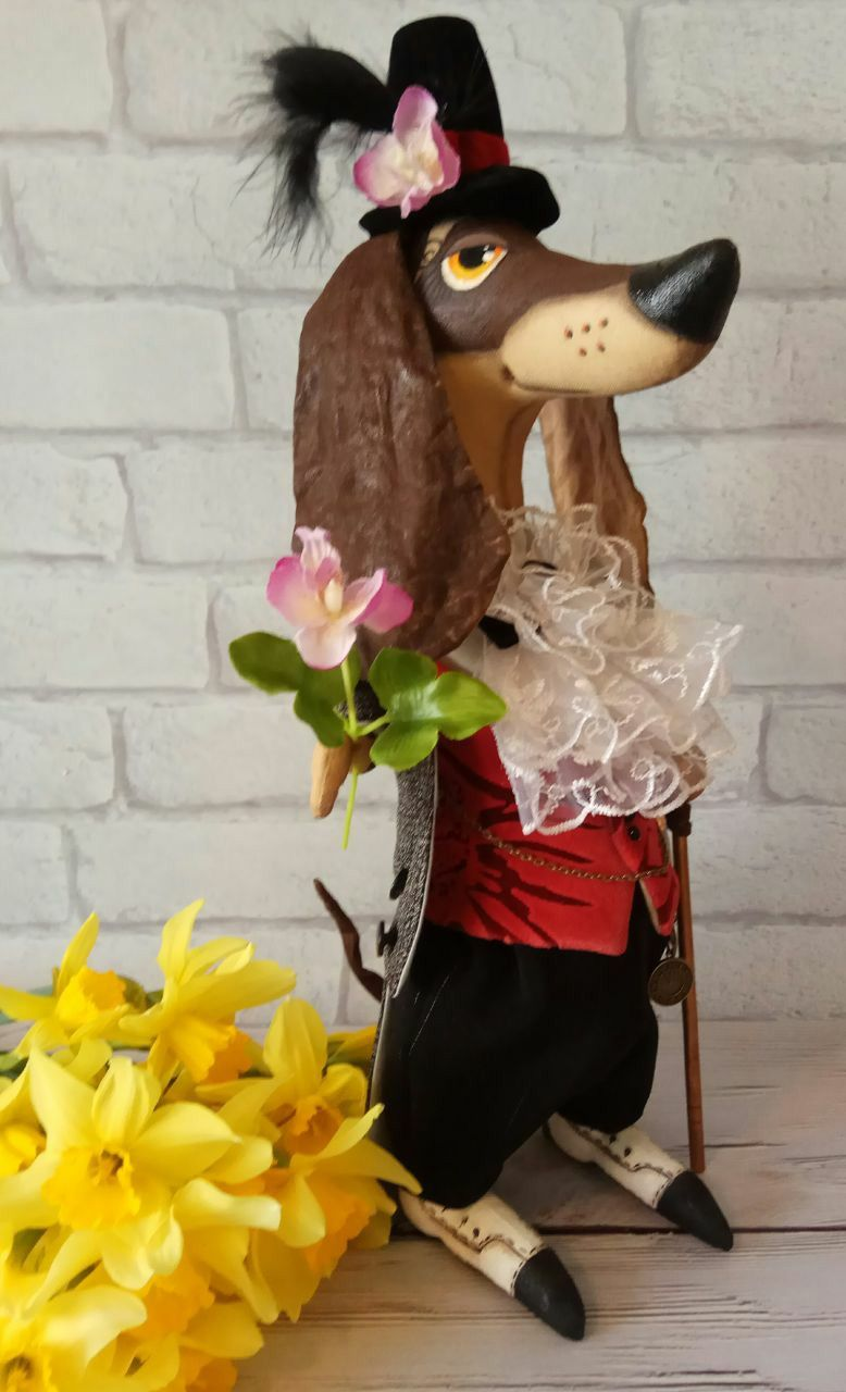Dachshund gift for her or him Dog lover gift Dachshund
