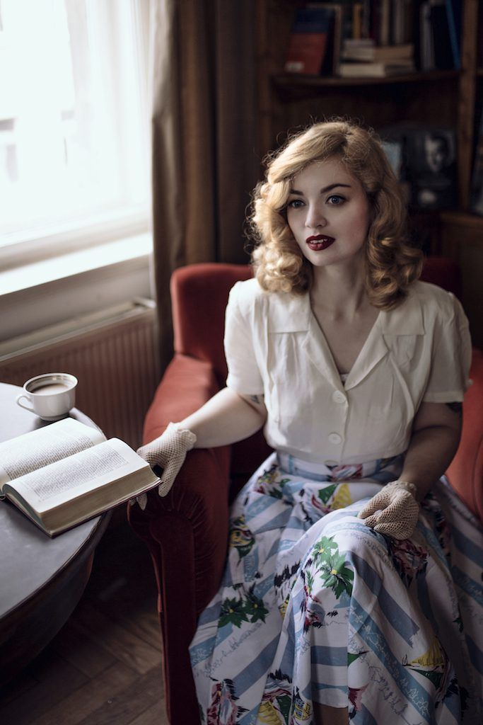 Women S 1940s Pants Styles History And Buying Guide: Allied Movie Style Guide– Early 1940s Fashion And How To