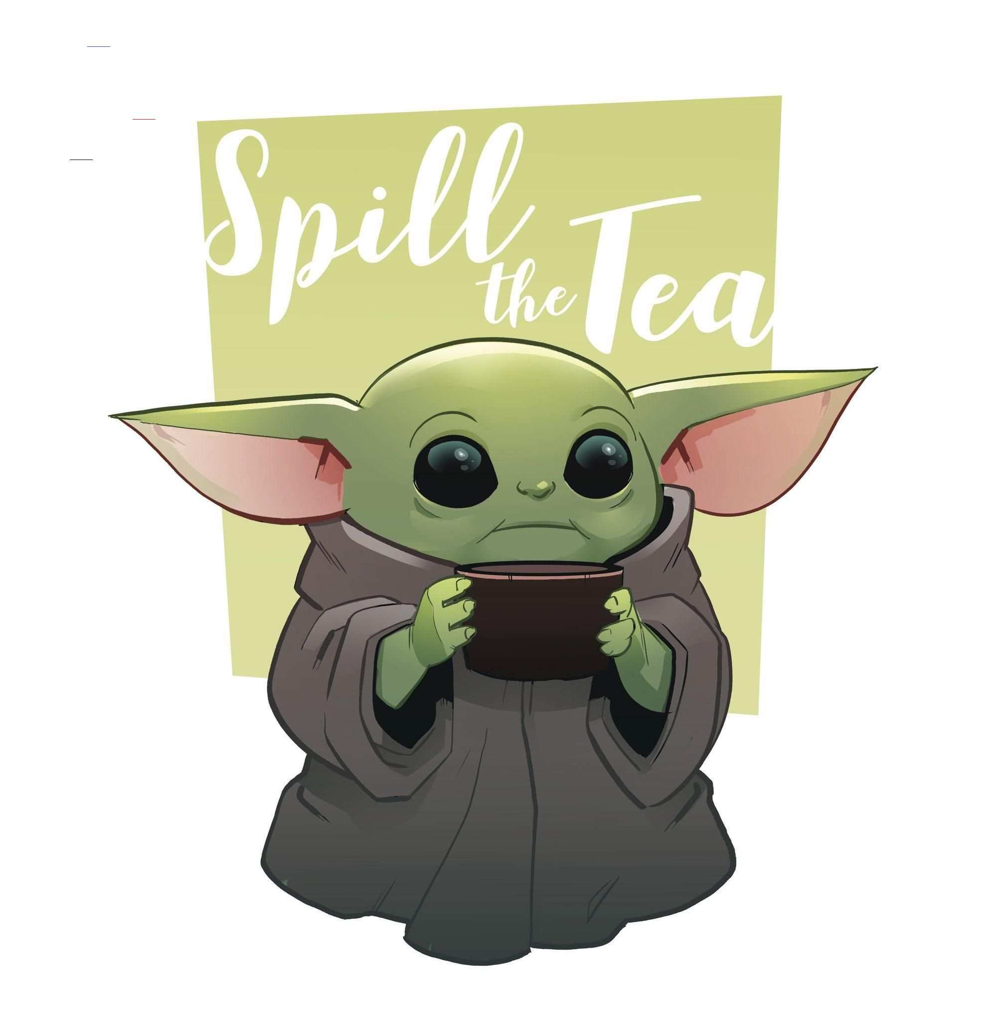 Love the new meme /r/Yiddle Baby Yoda