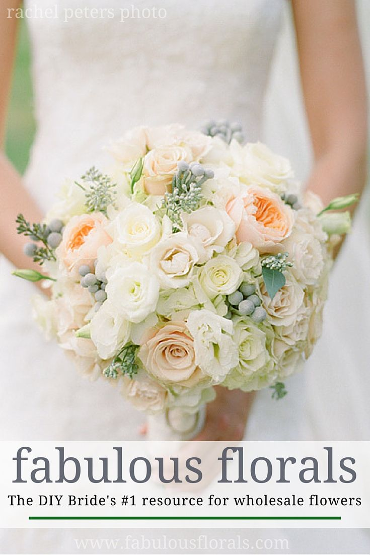 the prettiest winter flowers for your wedding or event order