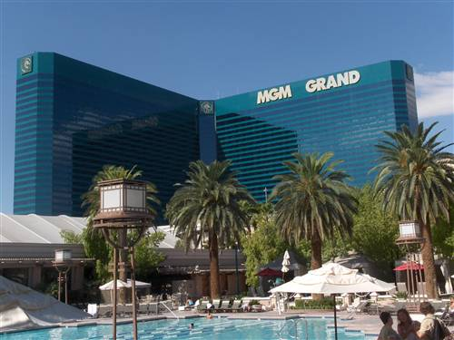 Las Vegas Hotels Mgm Grand Hotel And One Of Our Favorite Places To Stay When We Go With The Kids