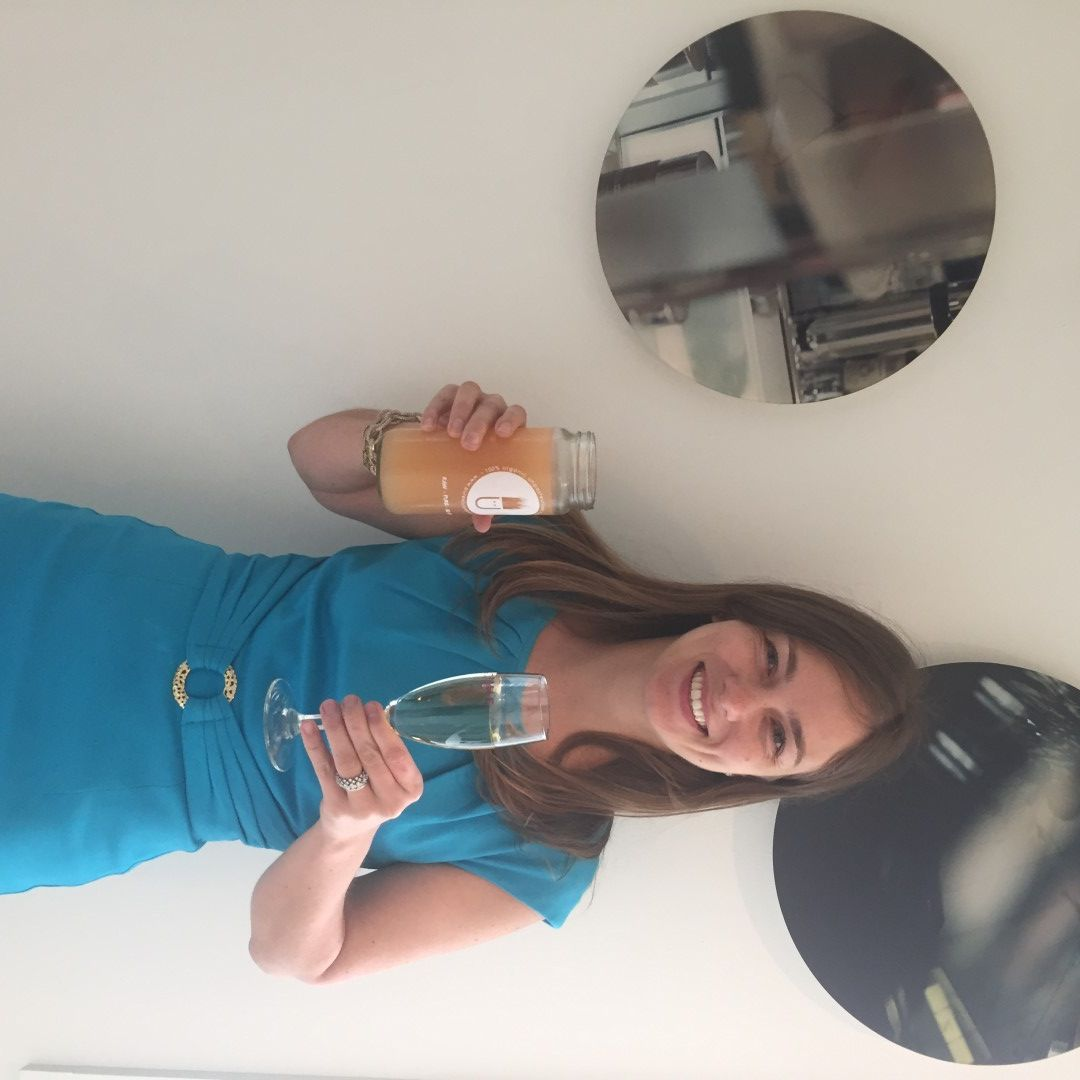 What Alchimie Forever CEO Ada Polla learned on her #juicecleanse from #pureejuice