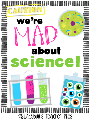 Free and Cute Printable - could be used for Student Binders