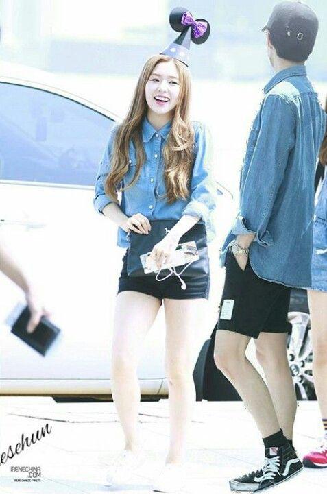 Irene dating sehun