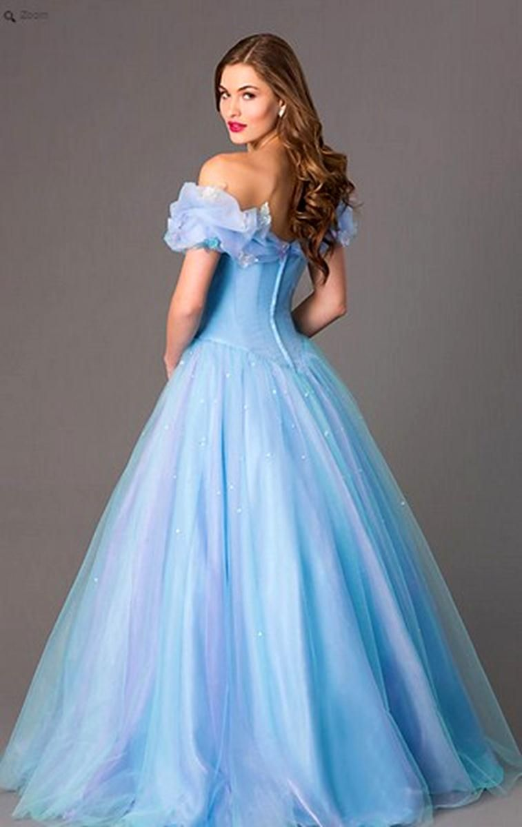 b193aeebfa9 Disney Forever Enchanted Cinderella Prom Dress 2015 - prom dresses ...