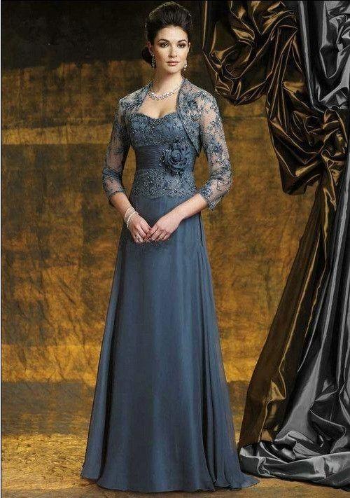 57c6237e799 A-line Princess Applique Lace Plus Size Mother Of The Bride Dresses ...