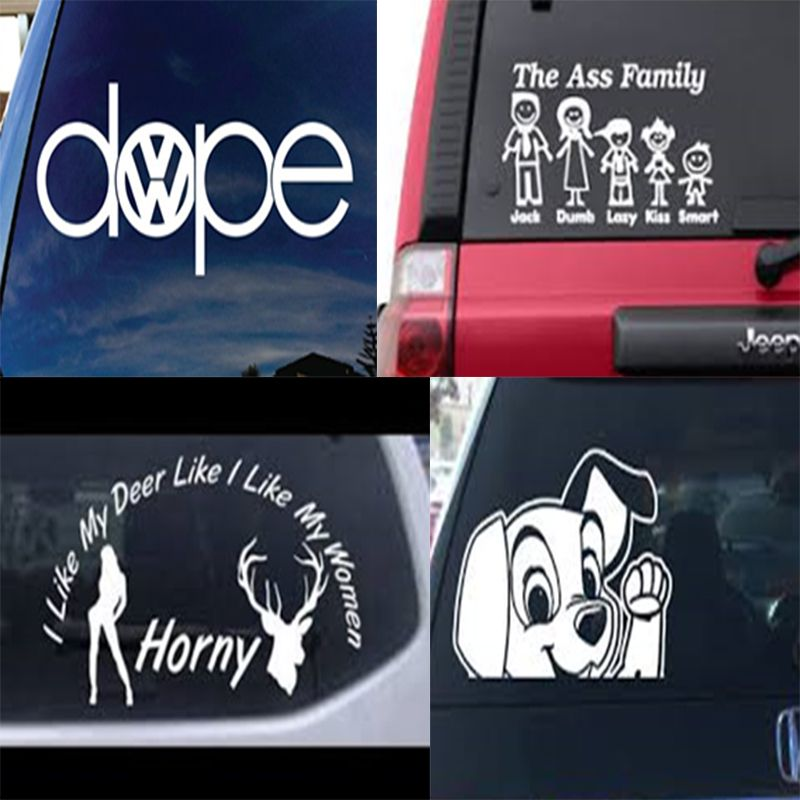 Everything you need to know about car window decal car