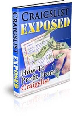 How To Profit From Craigslist Mrr Craigslist Marketing Online Business Tools Craigslist
