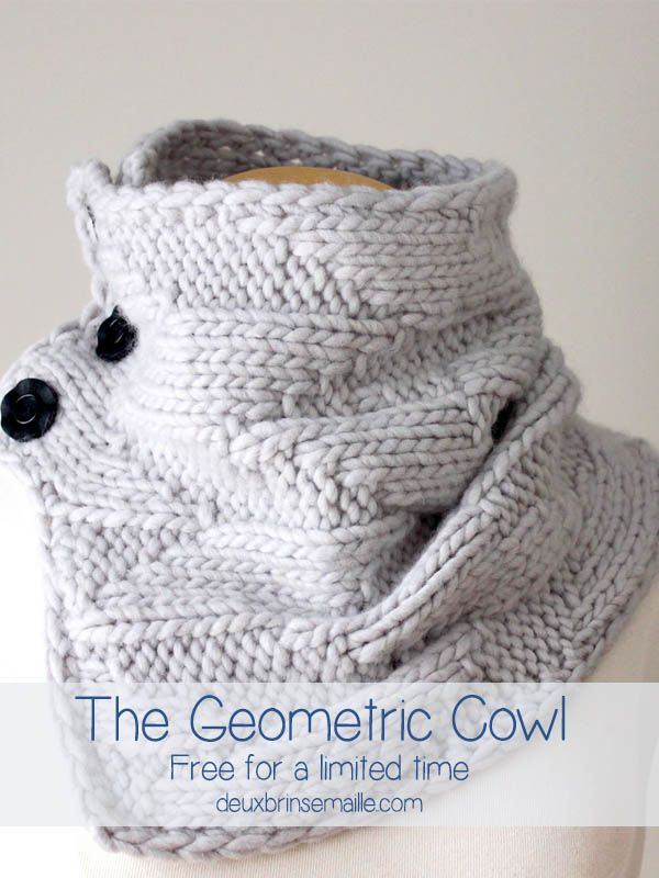 Grab this Free Knitting Pattern Cowl, Subscribe Now! | Knitting ...
